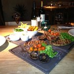 amazing steak night every Wednesday and you get 50% of selected red wines !