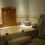 suite luna di miele-vasca idromassaggio