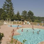 VVF Villages Chatel-Censoir : piscine