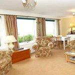 Machrie B & B  -  sitting room