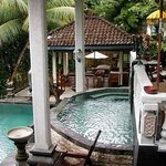 Relaxing Pool Area