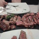 Medium T-bone steak (1 kg)