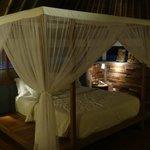 Hill Villa Master Bed