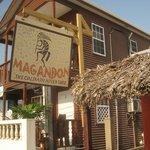 Outside Magandon