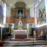 Sant'Alvise interior