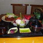 Lunch at Japanese Restuarant...YUM