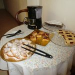 Gâteaux maison au petit déjeuner !