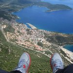 View of Kas and the Harbour