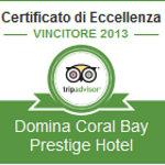 Certificato di Eccellenza 2013