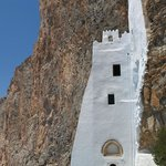 Photo de Monastery of Panagia Hozoviotissa (Grace of Panagia -Virgin Mary)