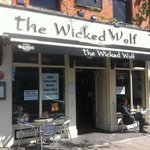wicked wolf comedy upstairs overlooks dublin bay