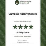 Northern Irelands only 4 Star Karting Centre