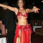 Danseuse soirée Marocaine