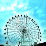 Sky fun ride