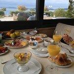 Very nice breakfast