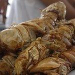 udang botol/ bottle shrimp