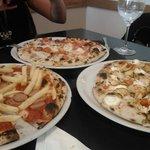 Las pizzas excelentes