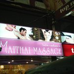 thai massage parlor nearby