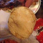 Raw uncooked Mushroom
