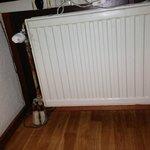Heater of the bedroom....