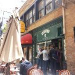 Photo of Mocca On Maiden Lane taken with TripAdvisor City Guides