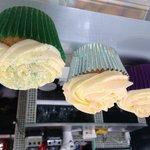 Glittery cupcakes