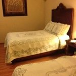 My room at the Morales