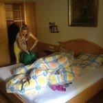 спальная в номере