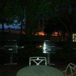 Pompano Grill Area
