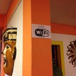 Wi-Fi arrived at Los Cocos