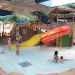 Palm Island Indoor Water Park