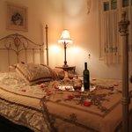 Apollo suite - Romantic bedroom