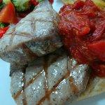 tuna and gypsy sauce