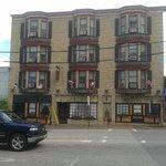 The Inn At St.com John (from across Congress Street)