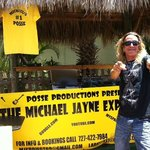 Michael Jayne wants you to come see him live at the Boo!
