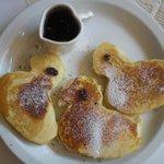 Pancake zum Frühstück