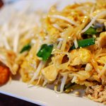Pad thai lunch special.
