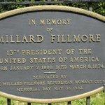 Fillmore plaque