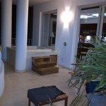 terraza habitacion
