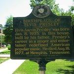 Elvis Presley Birthplace, Tupelo, Mississippi