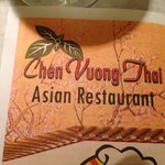 Chen Vuong Thai Asian Restaurant