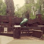 Fort Sherman playground