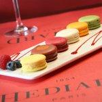 """Hediard """"Bar a Macarons"""""""