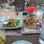 Calamari & House Fries