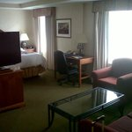 Room 709: Whole room! Love the two large windows.