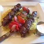 filet mignon kabobs