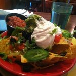 nachos!  delicious!