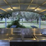 Adder Rock camp kitchen