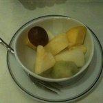 la salade de fruits !!!