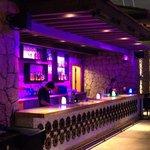 Bar area at Jaya (Sheraton Macao)
